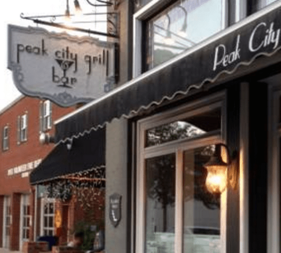 The Peak City Grill & Bar in Apex, North Carolina