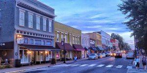 Apex, North Carolina - CC From Wikimedia Commons