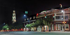 Photo of Franklin Street, Chapel Hill, NC By Caroline Culler via Wikimedia Commons