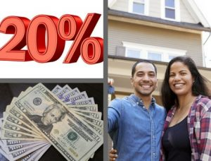 What to do When You have Just Under 20% Down Payment for Your Mortgage
