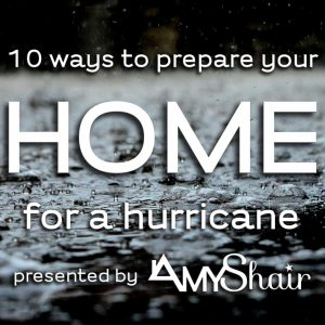 10 Ways to Prepare Your Home for a Hurricane Image