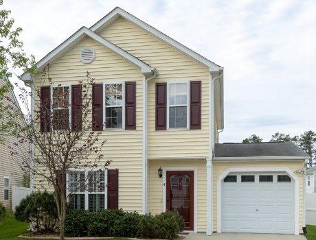 Single Family Home 4 Gandhi Dr Durham NC 27703