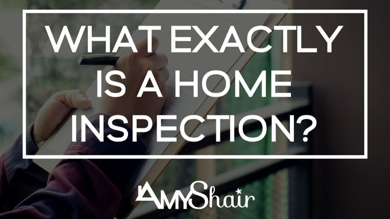 what exactly is a home inspection
