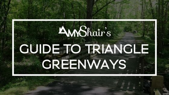 triangle area greenways