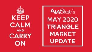 May 2020 Triangle Market Update