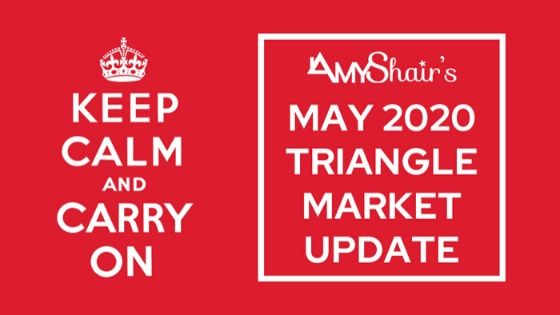 May 2020 Triangle Real Estate Market Update