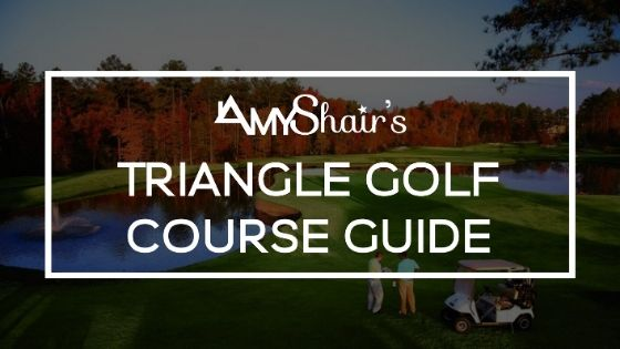 Triangle Golf Course Guide