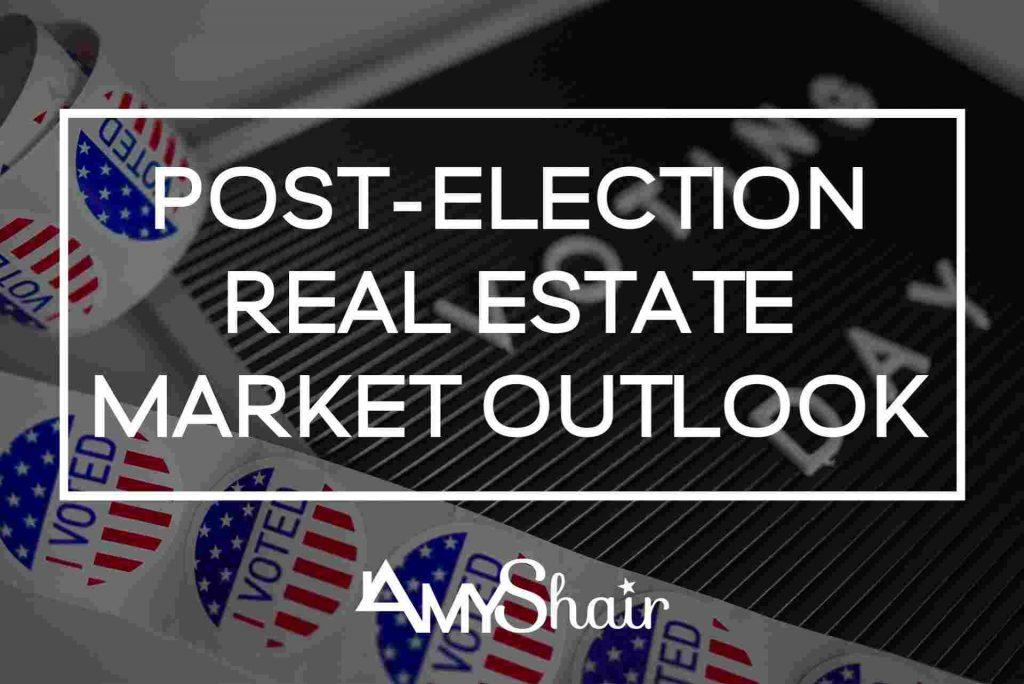 post-election real estate market