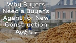 Buyers Agent for New Construction