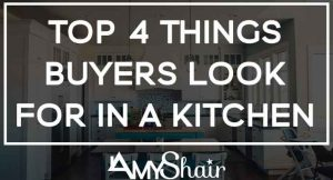 buyers look for in a kitchen